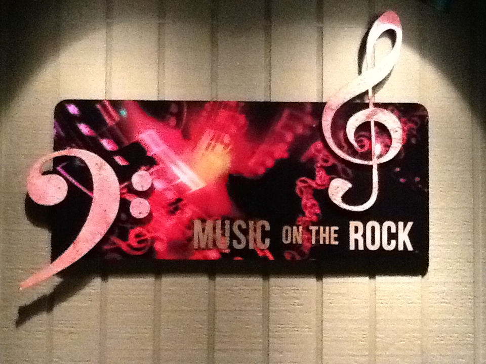 Music On The Rock